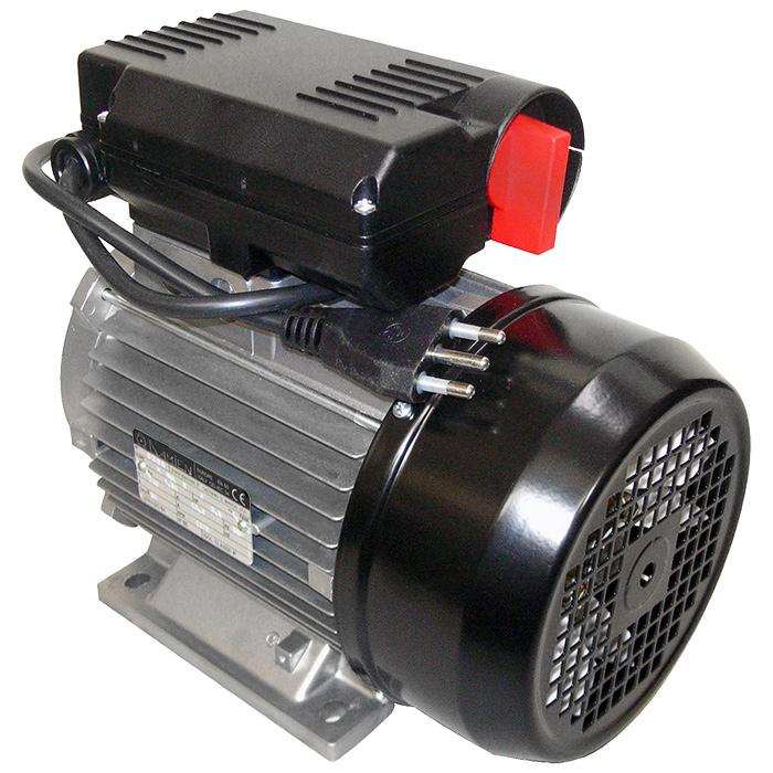 Motore elettrico SERIE M con interruttore