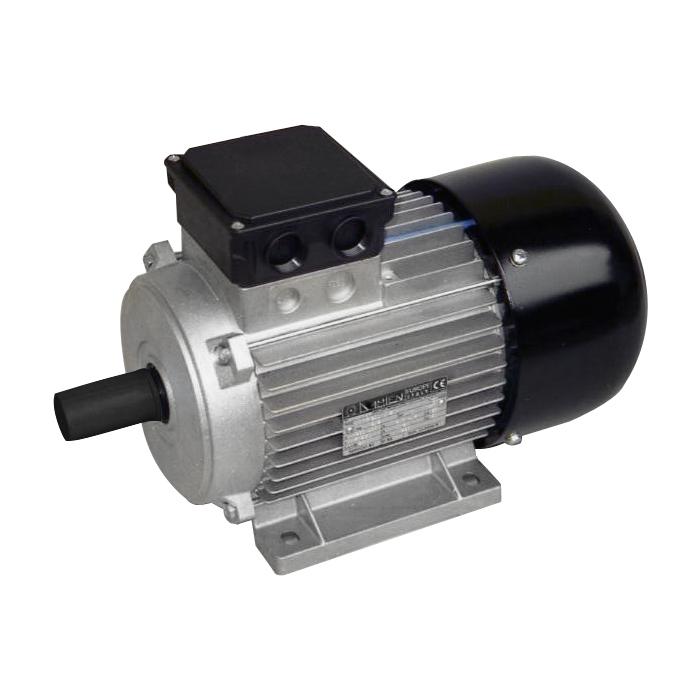 Motore elettrico trifase autofrenante con freno in corrente continua