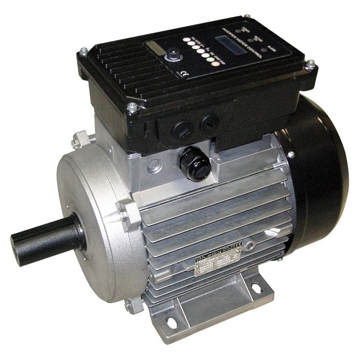Motore elettrico con inverter a bordo